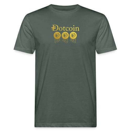 bitcoin like t-shirt - T-shirt bio Homme