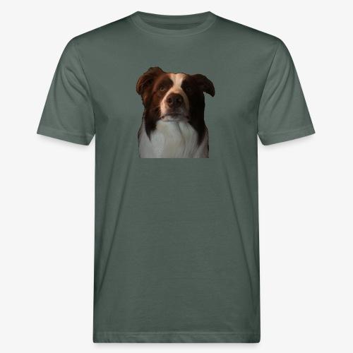 colliebraun - Mannen Bio-T-shirt