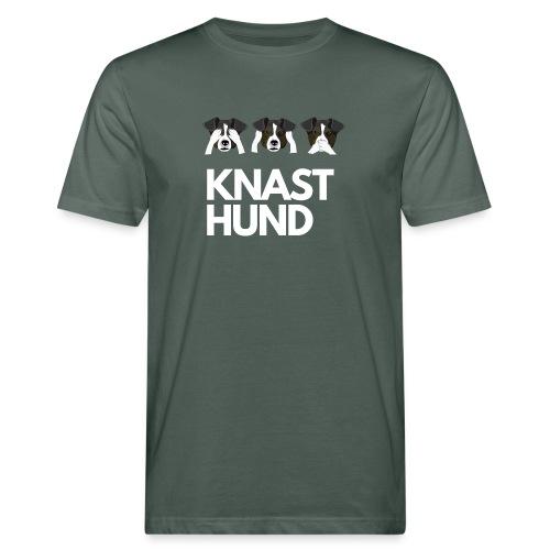 Knast Hund - Jack Russel - Männer Bio-T-Shirt