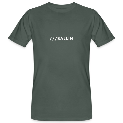 Ballin - Mannen Bio-T-shirt
