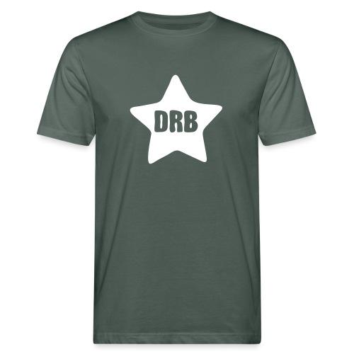 Dark Ride Star - Miesten luonnonmukainen t-paita