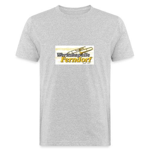Logo WK Ferndorf - Männer Bio-T-Shirt