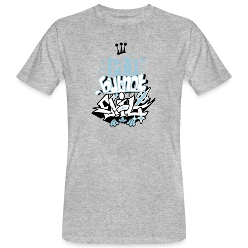 Bad but not evil - T-shirt bio Homme