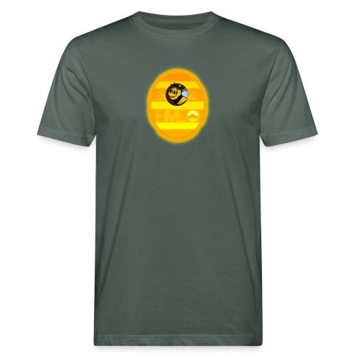 Herre T-Shirt - Med logo - Organic mænd