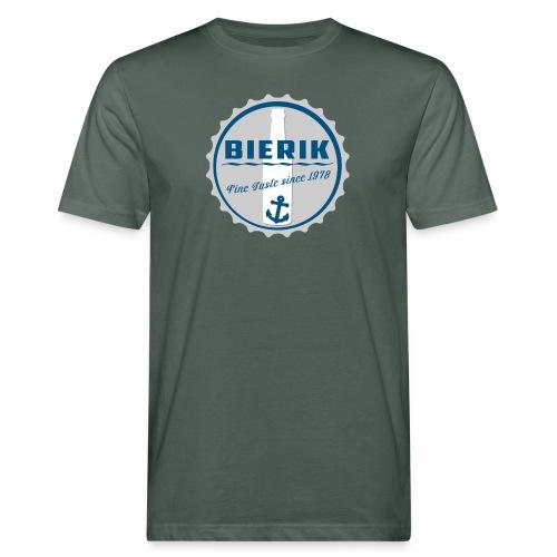 BaseCap A - Männer Bio-T-Shirt