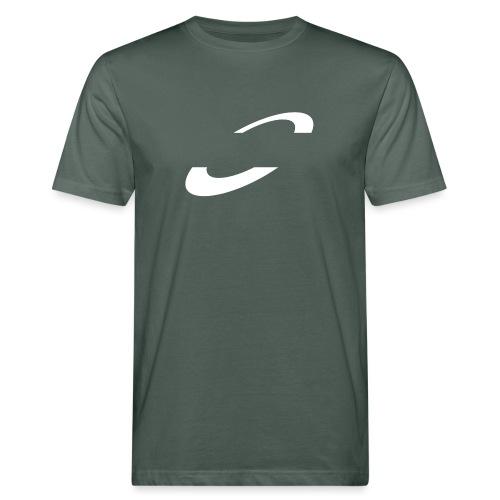 Planet Cycling Icon - Men's Organic T-Shirt