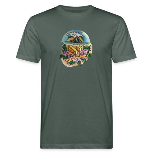 Isle of Atmomatix T-shirt - Men's Organic T-Shirt