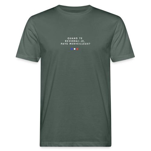 Pays Merveilleux - T-shirt bio Homme