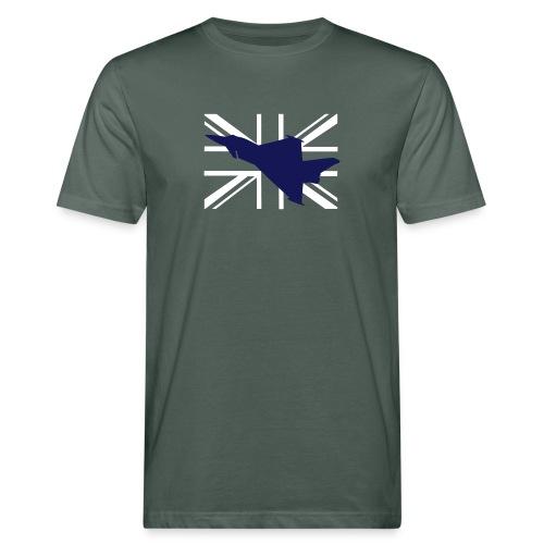 ukflagsmlWhite - Men's Organic T-Shirt