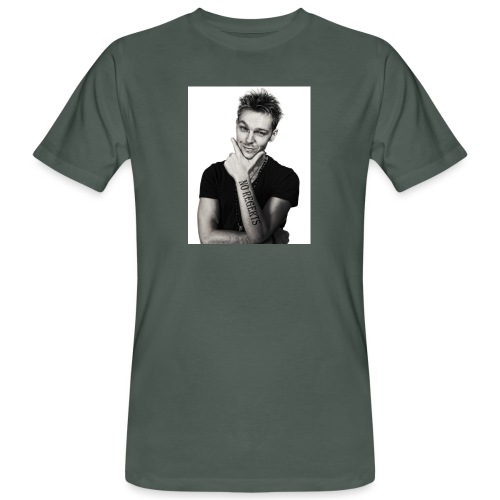 No Regerts - Men's Organic T-Shirt