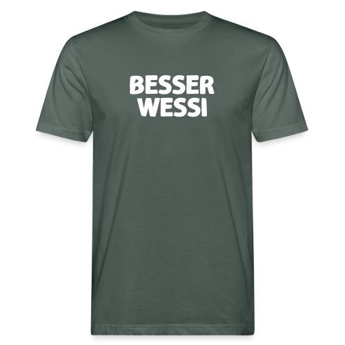 Besserwessi - Männer Bio-T-Shirt