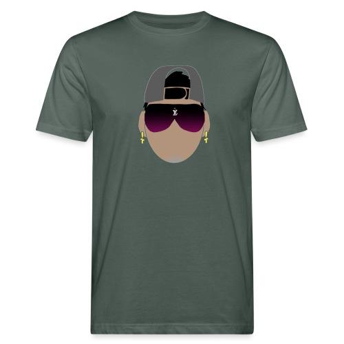 Logo de adhex marca youtube - Camiseta ecológica hombre