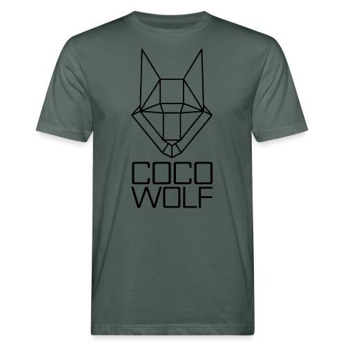 COCO WOLF - Männer Bio-T-Shirt