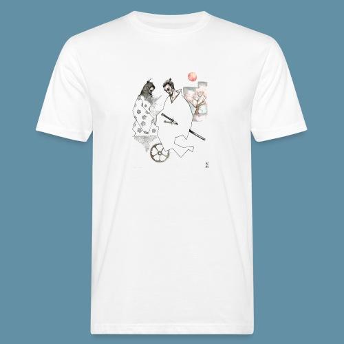 Samurai copia jpg - T-shirt ecologica da uomo