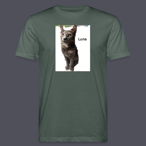 Luna The Kitten - Men's Organic T-Shirt