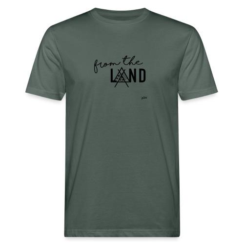 FROM THE LAND // AWEN - Men's Organic T-Shirt