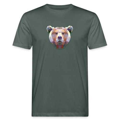 Bear - T-shirt ecologica da uomo