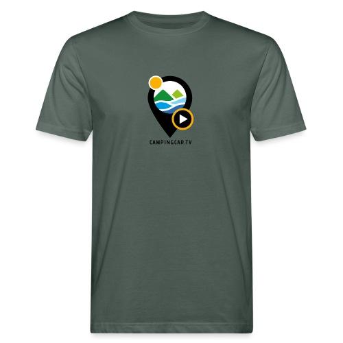 Picto CCTV Black - T-shirt bio Homme