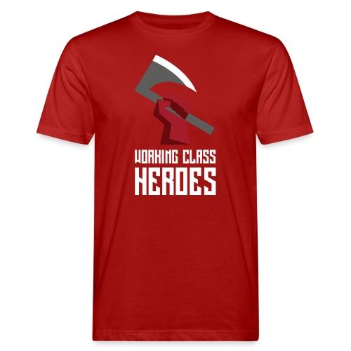 WORKING CLASS HEROES - Men's Organic T-Shirt