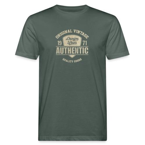 Authentic - T-shirt ecologica da uomo