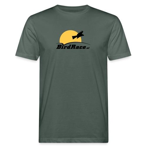 BirdRace at color - Männer Bio-T-Shirt
