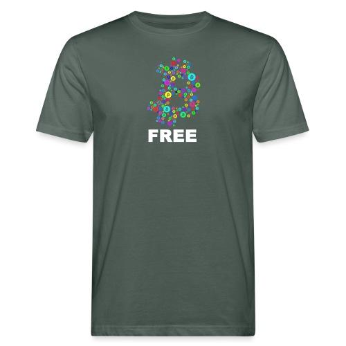 BTC free - T-shirt bio Homme