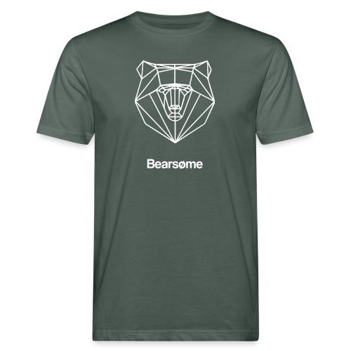 Bearsøme Crewneck - Mannen Bio-T-shirt