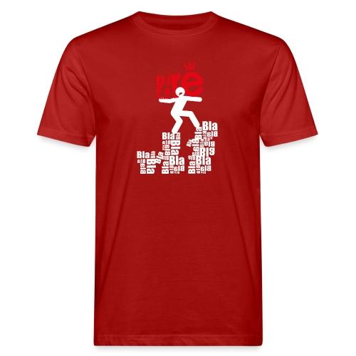direbla - T-shirt ecologica da uomo