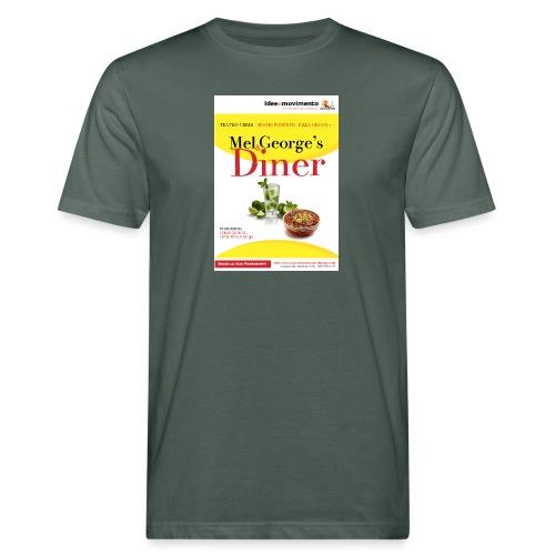 Mel-George-s_diner - T-shirt ecologica da uomo