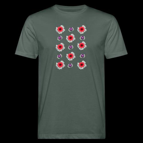 Kangaskassi - Miesten luonnonmukainen t-paita