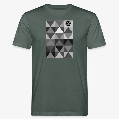  K·CLOTHES  TRIANGULAR ESSENCE - Camiseta ecológica hombre