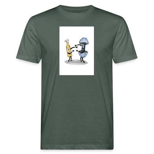 Cerveza - Camiseta ecológica hombre