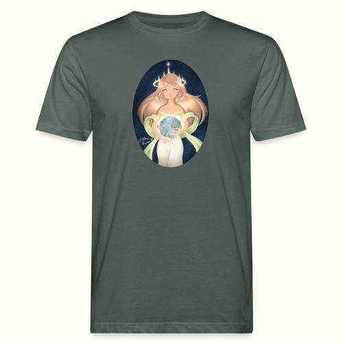 Madre Terra - T-shirt ecologica da uomo