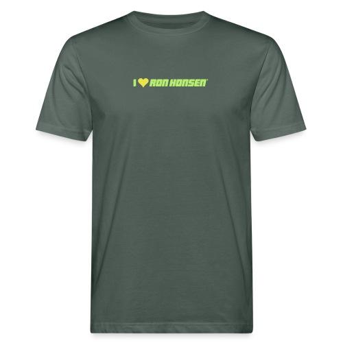 i love ronhonsen - Männer Bio-T-Shirt
