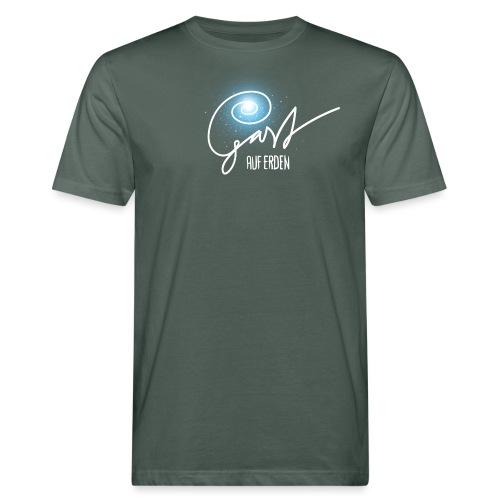 Gast auf Erden - Männer Bio-T-Shirt