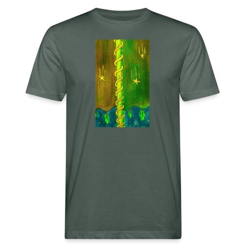 TORNI - Miesten luonnonmukainen t-paita