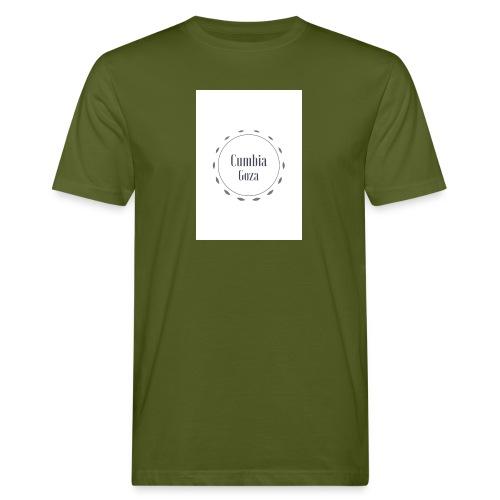 cumbia goza - Mannen Bio-T-shirt