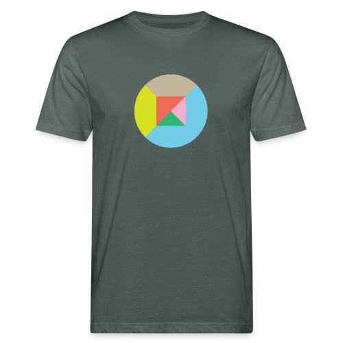 volguat bildzeichen - Männer Bio-T-Shirt