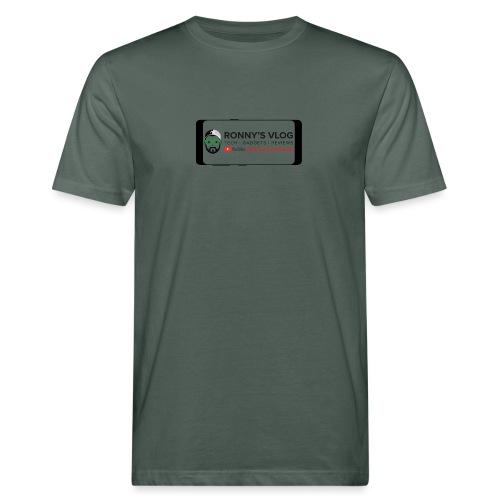Galaxy S8 by Ronny's Vlog - Männer Bio-T-Shirt