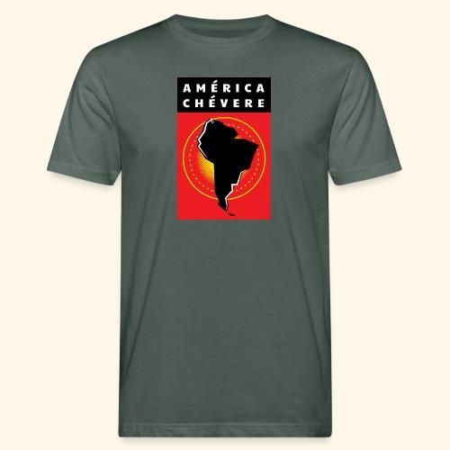 América Chévere Color - Männer Bio-T-Shirt