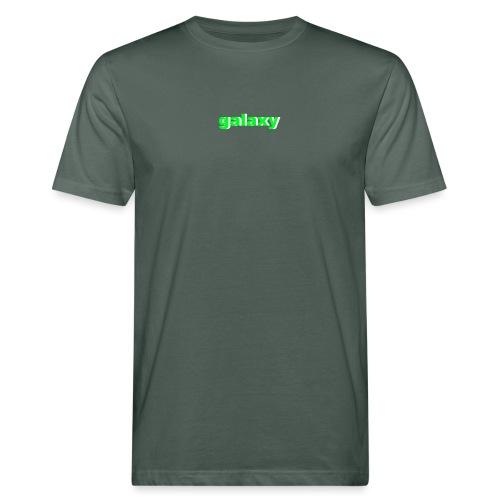 galaxy - Mannen Bio-T-shirt