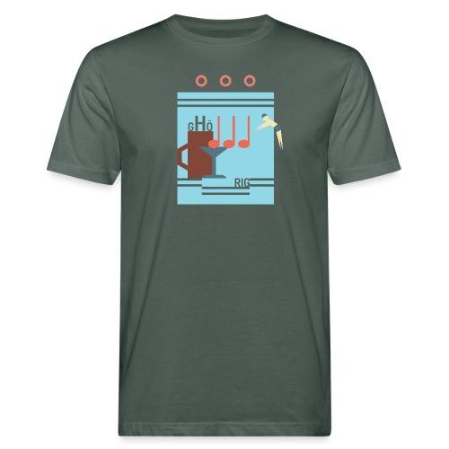 Poolbar - Männer Bio-T-Shirt