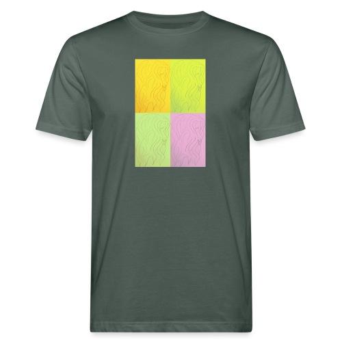 curls - Camiseta ecológica hombre