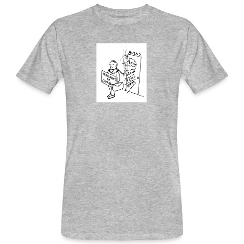 prof da guardia - T-shirt ecologica da uomo