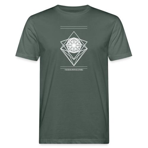 VISION [WHITE] - Mannen Bio-T-shirt