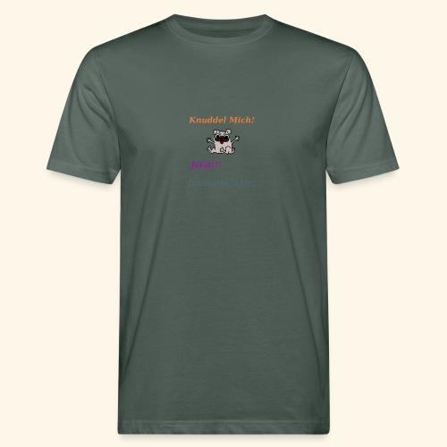 Hunde Knuddeln - Men's Organic T-Shirt