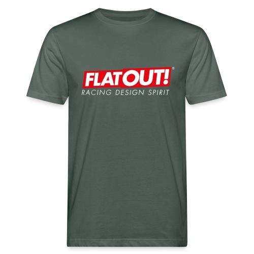 FlatOut!® Racing Design Spirit - T-shirt bio Homme