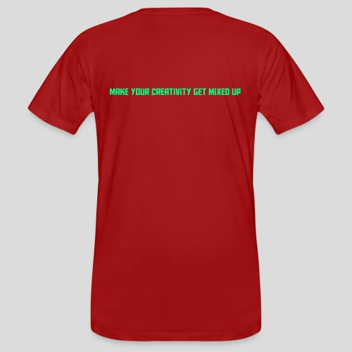 Get Mixed Up - Men's Organic T-Shirt
