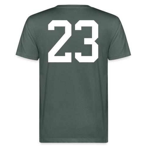 23 VISUR Stefan - Männer Bio-T-Shirt