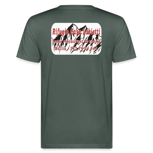 Rifugio Casa Lobietti - T-shirt ecologica da uomo
